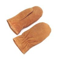 Split Leather Mitten