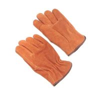 Split Leather Drivers Glove